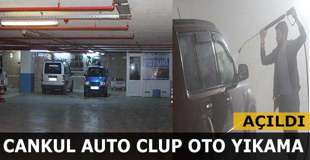 Cankul Auto Clup Açıldı
