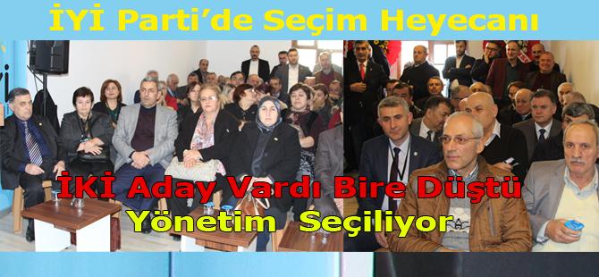 İYİ Partide Seçim Heyecanı