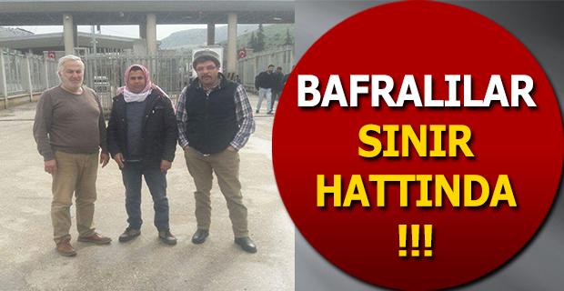Bafralılar Sınır Hattında
