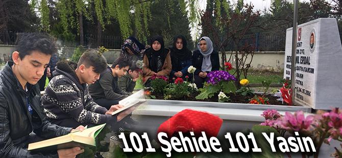 101 Şehide 101 Yasin