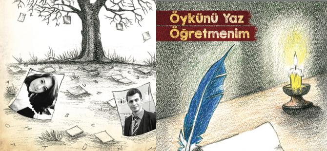 """""""ÖYKÜNÜ YAZ ÖĞRETMENİM"""" DERGİSİNE DESTEK HER GEÇEN GÜN ARTIYOR"""