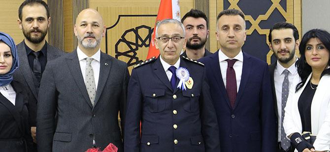 AK Parti'den Emniyet Ziyareti