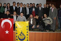 Alperenler Mehmet Akif Ersoy u andı