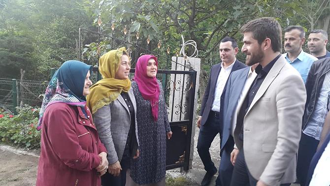 """Milletvekili Adayı Caner Göktepe: """"Yapanla yıkacağız diyeni birbirinden ayırın"""""""