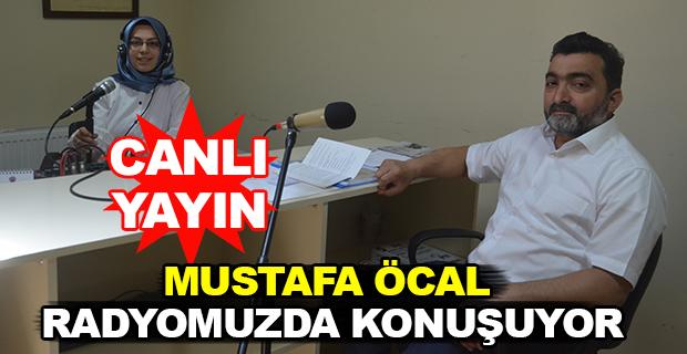 Saadet Partisi M.V.Adayı Mustafa Öcal Canlı Yayında