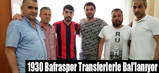 1930 Bafraspor Transferlerle Bal'lanıyor