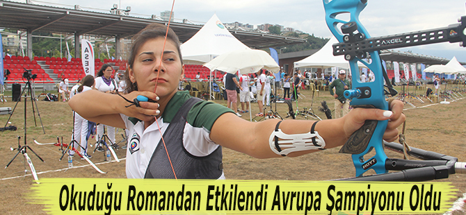 Okuduğu Romandan Etkilendi Avrupa Şampiyonu Oldu