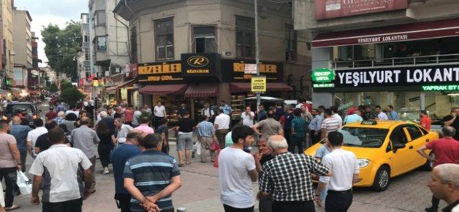 Samsun'da Polisin Vurduğu Şahıs Hayatını Kaybetti