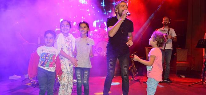 Akdağ Kültür Sanat Festivalinde Karmeta Konseri