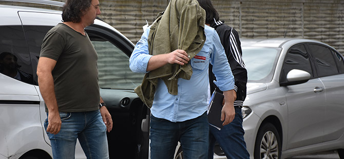 Samsun'da 16 Kişi Gözaltına Alındı