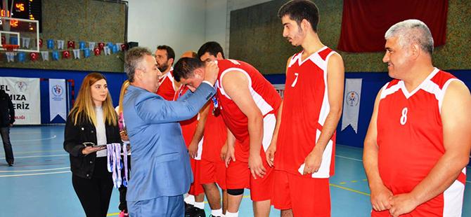 Özel Sporcular Türkiye Şampiyonası Sona Erdi