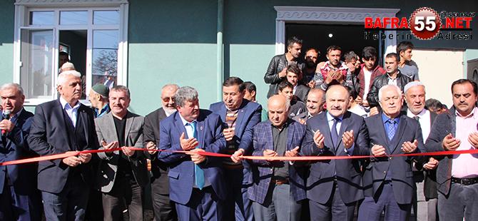 Çiftlik Mahallesi Kuran Kursu binası açıldı