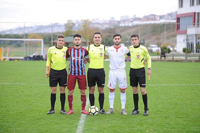 Trabzonspor:2 Samsunspor:2