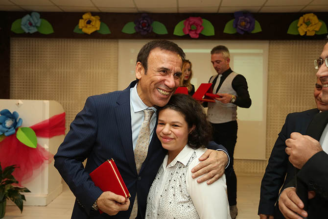 Başkan Genç, engellileri sevindirdi