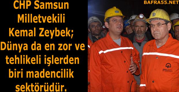 Dünyadaki Zor ve Tehlikeli İşlerden Biri: Madencilik...