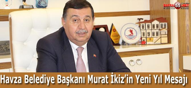 """Havza Belediye Başkanı Murat İkiz; """"Havza İçin Her Şey Daha Güzel Olacak"""""""