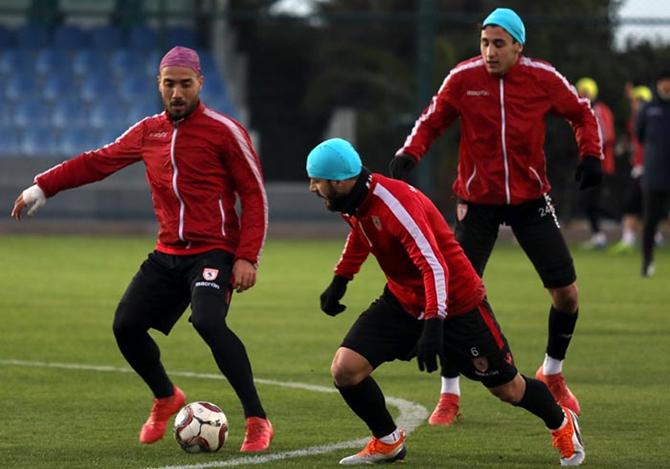 Samsunspor İkinci Yarıya Antalya'da Hazırlanıyor