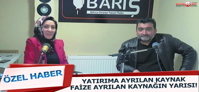 Saadet Partisi Bafra İlçe Başkanı Mustafa Öcal, Sektörel Bakış'ın Konuğu Oldu