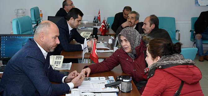 Togar, Tekkeköy Gönül Belediyeciliği İle Buluştu
