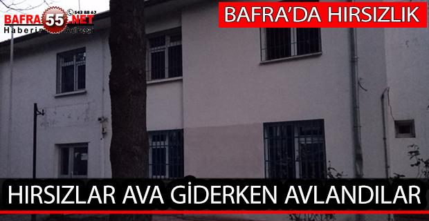 HIRSIZLAR AVA GİDERKEN AVLANDILAR !!!