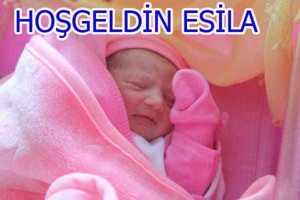 Hoşgeldin Esila Tanem Kumaş