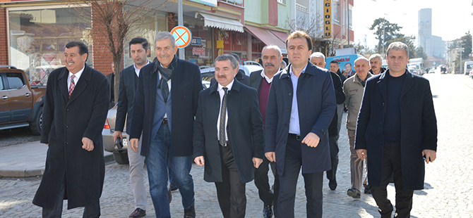 AHMET DEMİRCAN HAVZA'DA