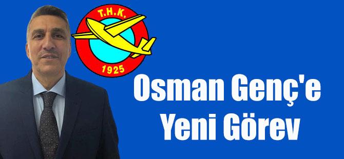 Osman Genç'e Yeni Görev