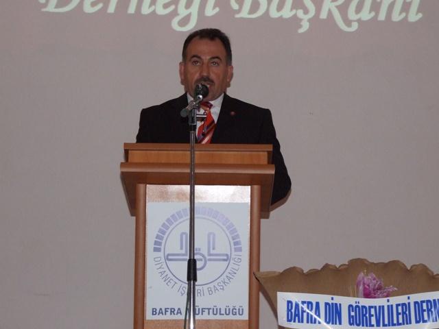 Din Görevlileri Camiler ve Din Görevlileri Haftası Kutlama Mesajı