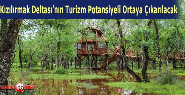 Kızılırmak Deltası'nın turizm potansiyeli