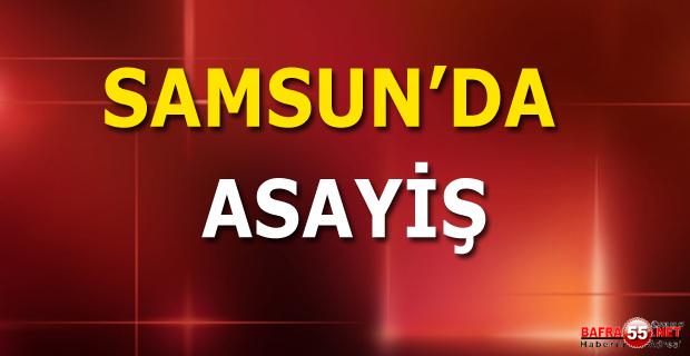Samsun'da Asayiş
