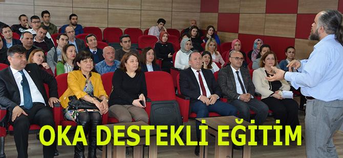 OKA DESTEKLİ EĞİTİM