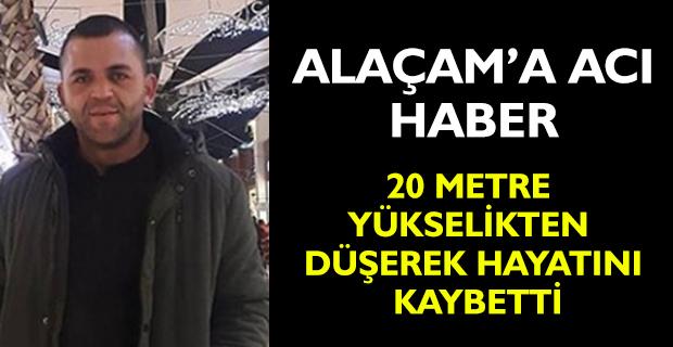 İstanbul'dan Alaçam'a Acı Haber