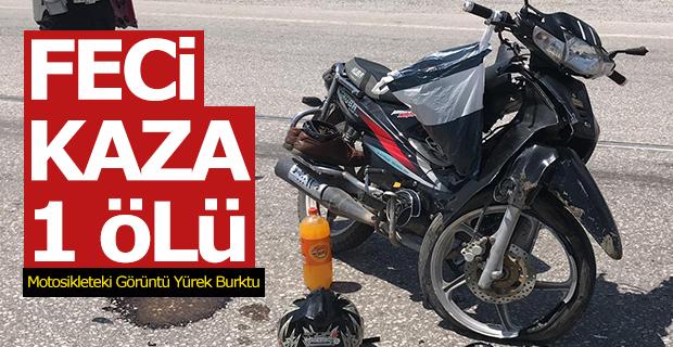 Düzce'de Feci Kaza 1 Ölü