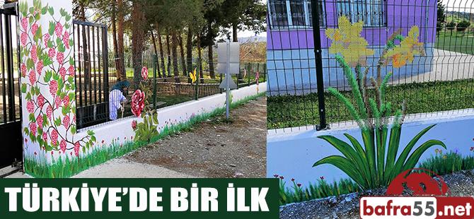 Türkiye'de Bir İlk Bafra'da Gerçekleşti