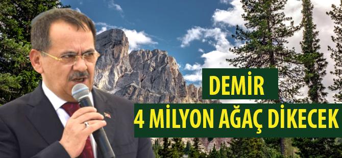 Mustafa Demir Betonlaşmayı Fark Etti