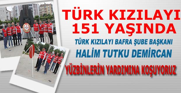 Türk Kızılayı 151 Yaşında