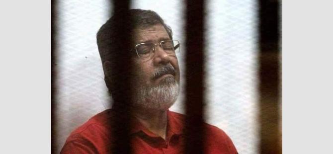 Muhammed Mursi vefat etti