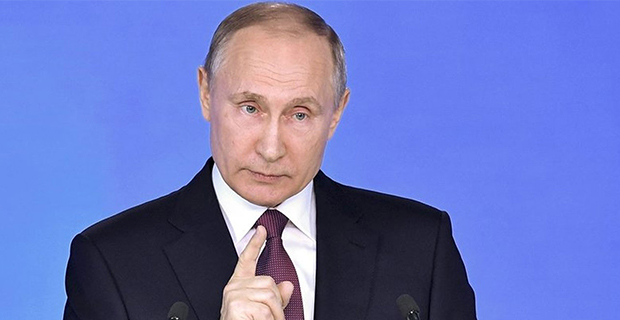 Putin, Ordusuna Savaş Hazırlığı Emri Verdi