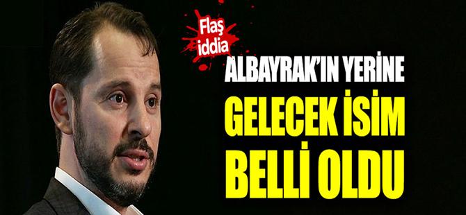 AKP Kulisinde bu iddia konuşuluyor: Albayrak'ın yerine gelecek isim belli oldu