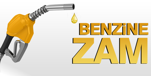 Bafra'da Benzine Büyük Zam!