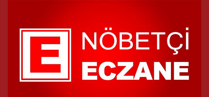 2 Temmuz Salı Nöbetçi Eczane