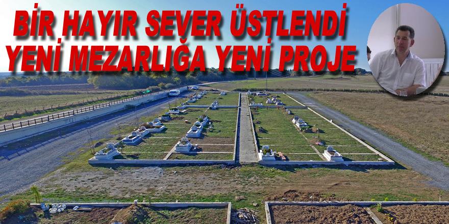 Yeni Mezarlığa Yeni Proje