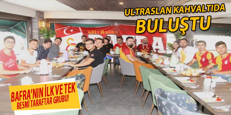 Bafra UltrAslan'dan birlik beraberlik çağrısı