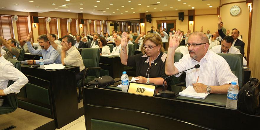 Atakum'un 'otopark  mağduriyeti' mecliste
