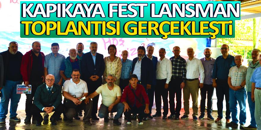 III. Uluslararası Bafra Kapıkaya Doğa Sporları ve Kültür Festivali Lasmanı Gerçekleşti