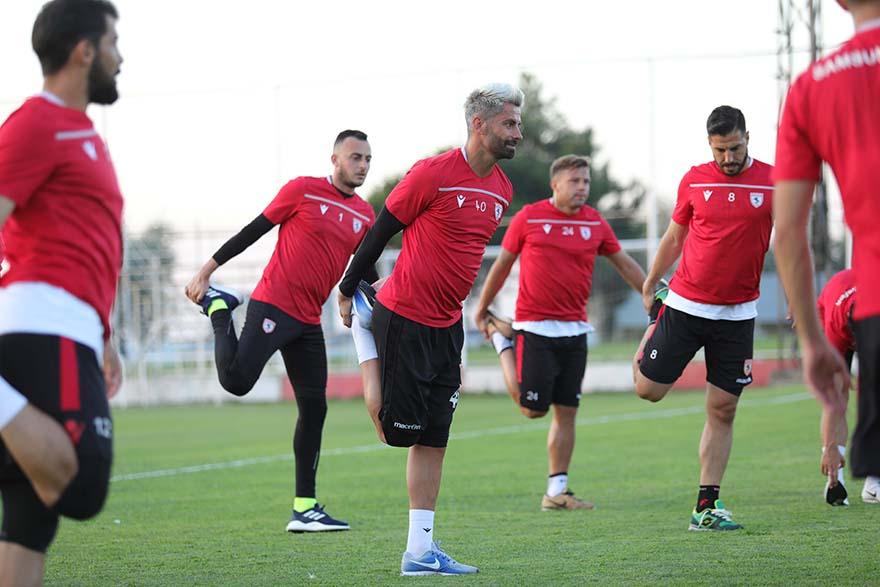 Samsunsporda yeni sezon hazırlıları