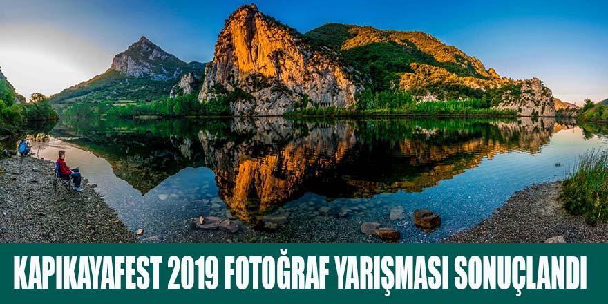 KAPIKAYAFEST 2019 FOTOĞRAF YARIŞMASI SONUÇLANDI