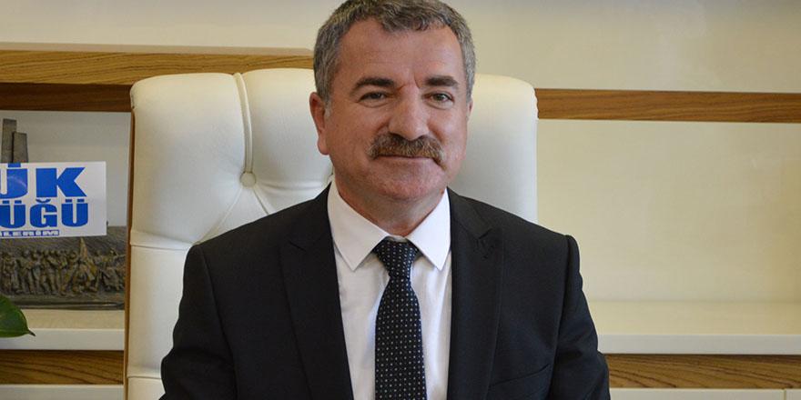 Havza Belediye Başkanı Kurban Bayram Mesajı