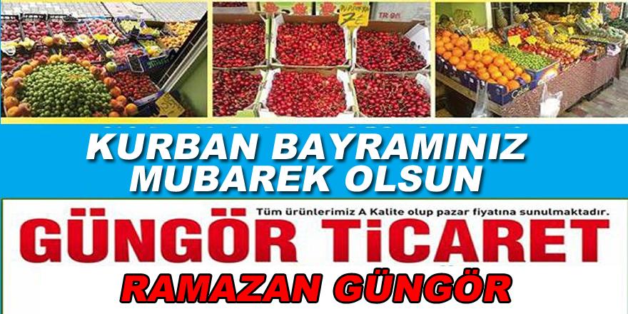 Güngör Ticaret Ramazan Güngör