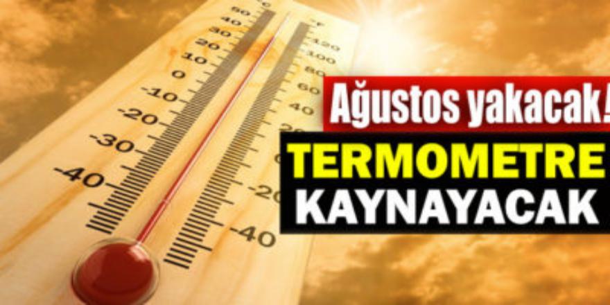 Dikkat Bafra Sıcaklar Kavuracak